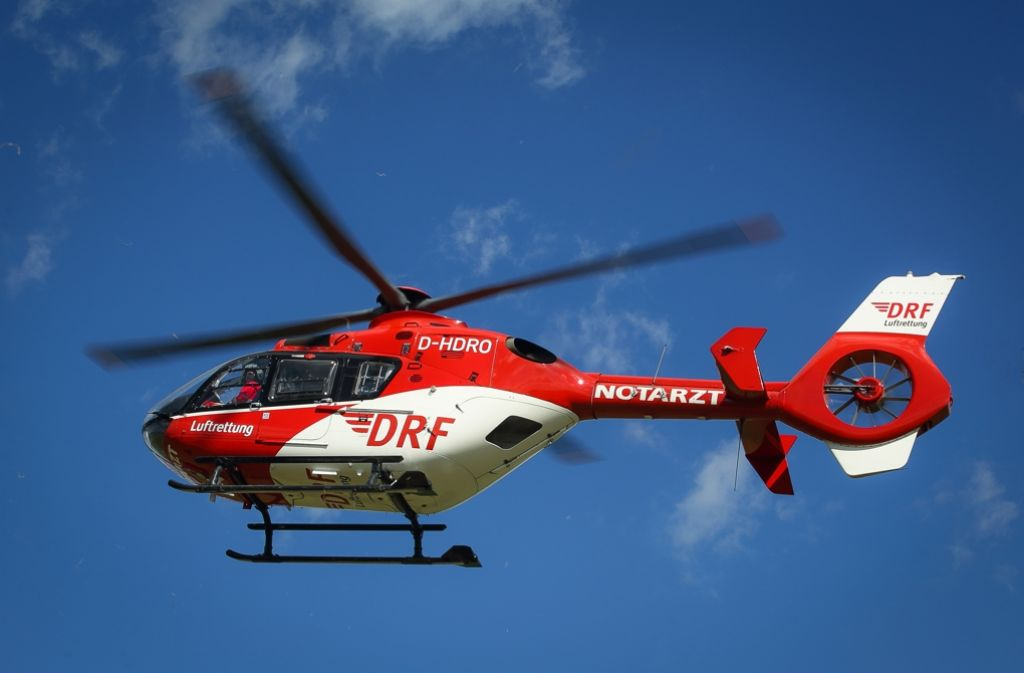 Bei der DRF Luftrettung ist die Digitalisierung des Arbeitslebens angekommen. Foto: dpa-Zentralbild