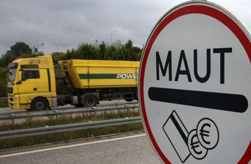 Stuttgart profitiert von Lkw-Maut