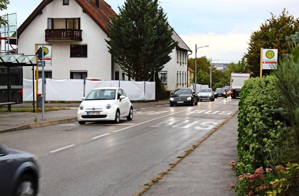 Autofahrer müssen sich Alternativen zur Scharnhauser Straße suchen. Foto: Fritsch