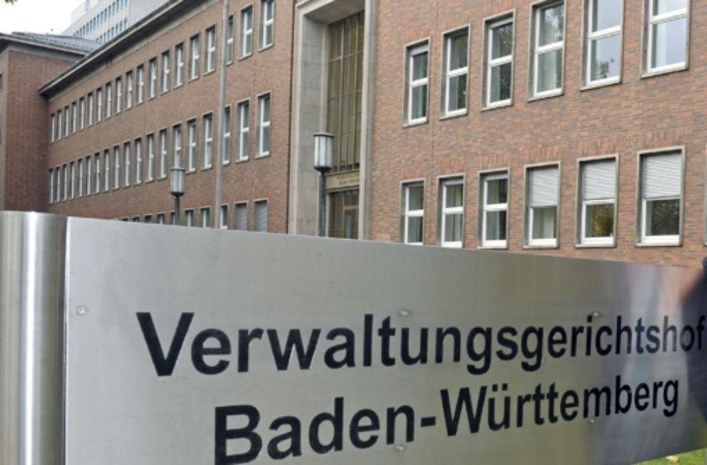 Der Regionalverband sieht sich vor dem VGH in Mannheim mit der Klage eines Bürgers konfrontiert. Foto: dpa