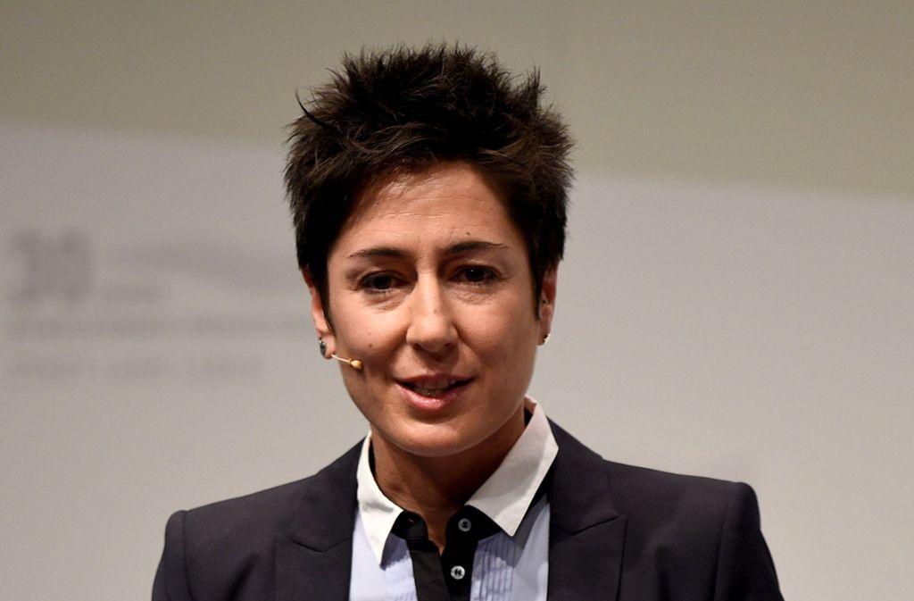 Dunja Hayali wird ab Spätsommer das ZDF-Sportstudio moderieren. Foto: dpa