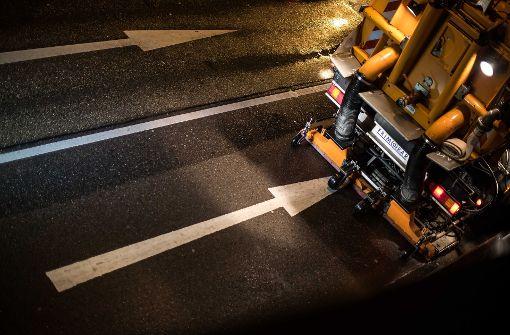 Straßenreinigung zeigt offenbar Wirkung