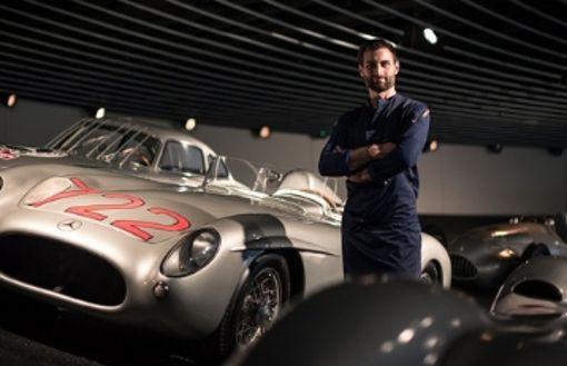 Neuer Küchenchef: aus der BMW-Welt ins Mercedes-Museum