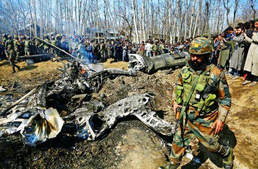 Kaschmir ist wieder im Krieg