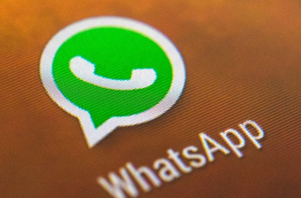 Whatsapp hat mehr als eine Milliarde Nutzer. Ab sofort verschlüsselt der Messengerdienst die Kommunikation seiner Nutzer komplett Foto: dpa