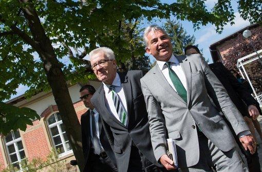 Weg für grün-schwarze Regierung ist frei