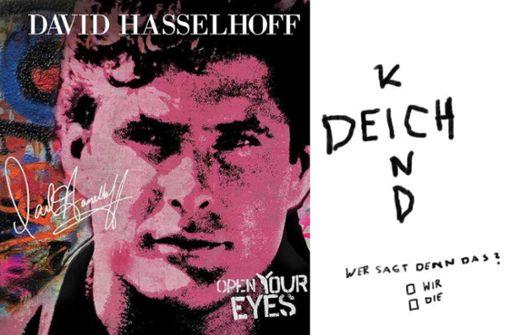 Deichkind gegen David Hasselhoff
