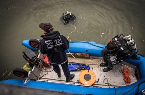 Suche nach 16-Jährigem im Neckar wird fortgesetzt