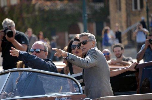 Clooney lässt es noch einmal krachen