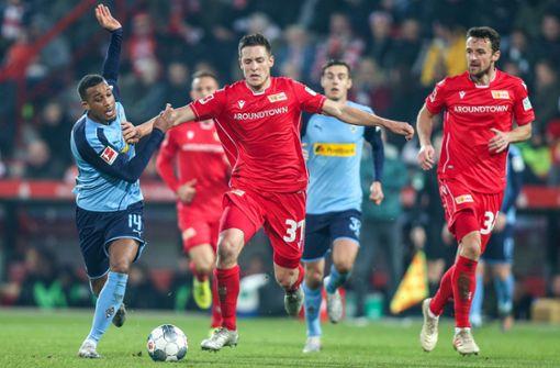 Gladbach patzt bei Union – Bayern klettern auf Rang zwei