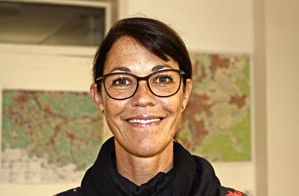 Susanne Schreiber hat drei Kinder und keine klassische Laufbahn. Foto: Holowiecki