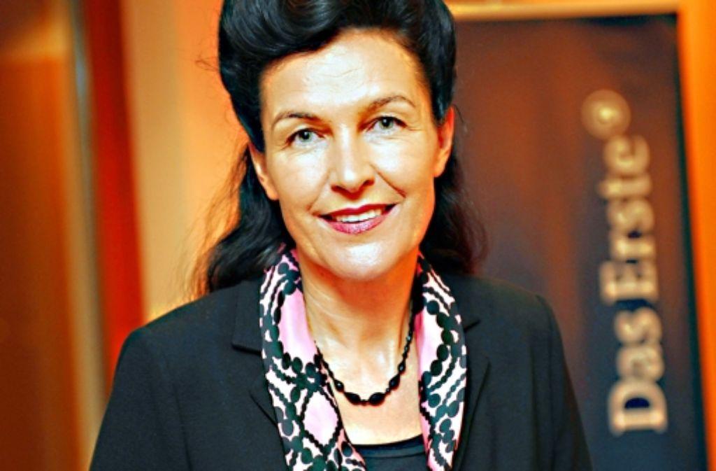 Krisenfest: Bettina Reitz, die Geschäftsführerin der ARD-Filmtochter Degeto. Foto: dpa