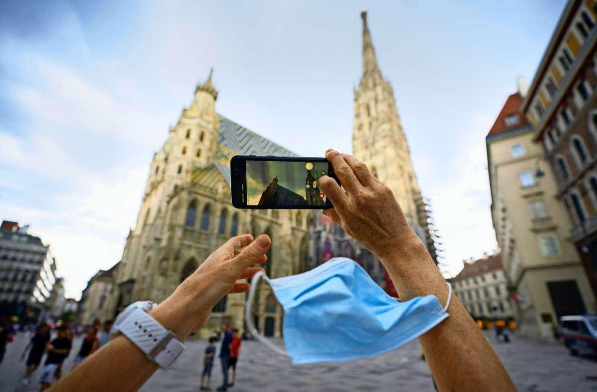 Die Bundesregierung hebt zum 1. Oktober ihre weltweite Reisewarnung auf. Foto: dpa/Georg Hochmuth