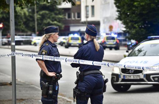 Zwei Tote und vier Verletzte bei Schießerei