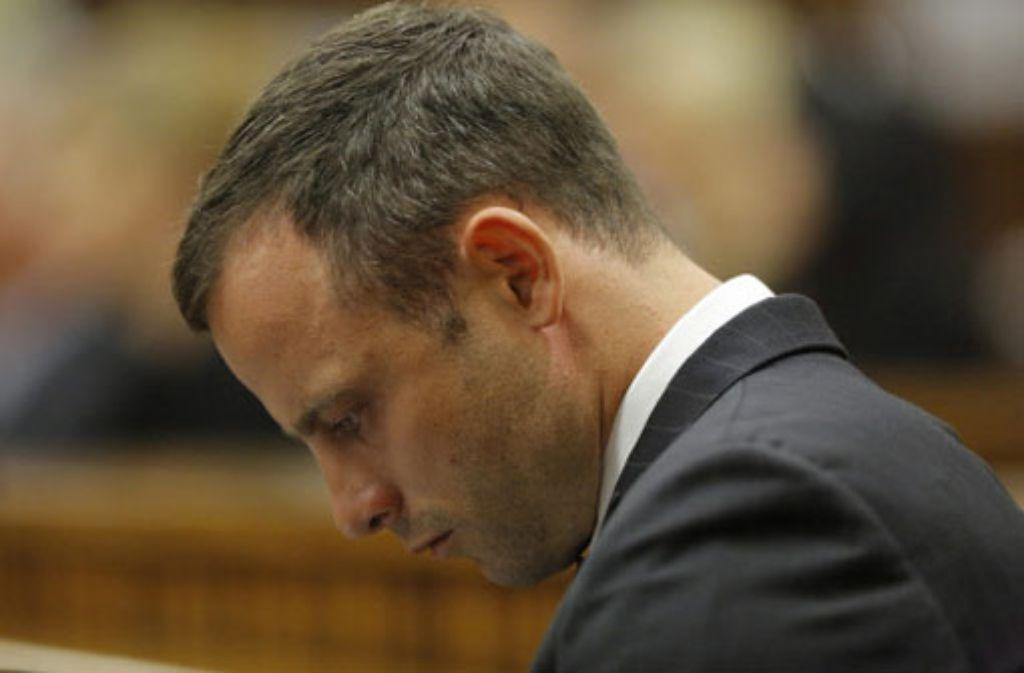 Die Staatsanwaltschaft will beweisen, dass Oscar Pistorius seine Freundin vorsätzlich erschossen hat. Foto: dpa