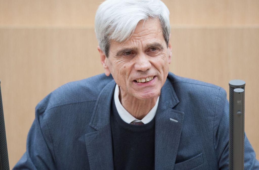 Wolfgang Gedeon darf in der AfD bleiben – vorerst. Foto: Christoph Schmidt/dpa/Christoph Schmidt
