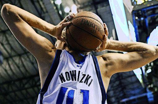 Lieber Dirk Nowitzki!