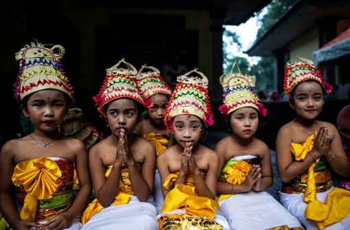Urlauber auf Bali 24 Stunden ohne mobiles Internet