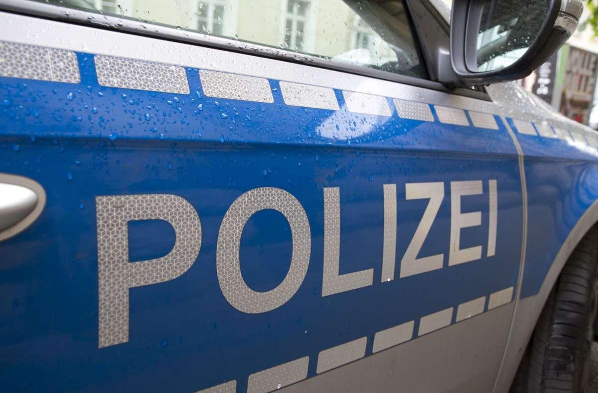 Die Herrenberger Polizei bittet Zeugen um Hinweise Foto: Eibner-Pressefoto/Fleig