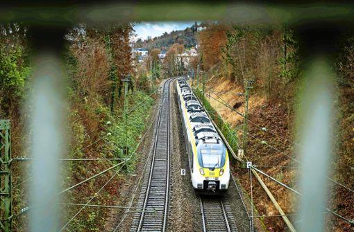 Positives Signal für Gäubahn-Ausbau