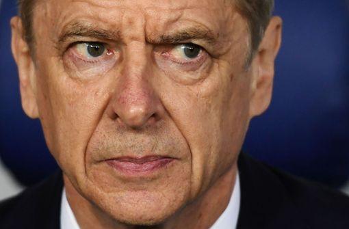 Arsène Wenger hört als Trainer auf