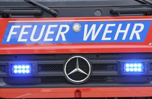 E-Bike-Akku setzt Auto, Garage und Haus in Brand