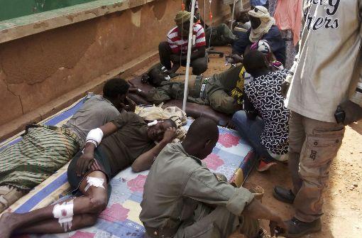 Mindestens 60 Tote bei Al-Kaida-Anschlag