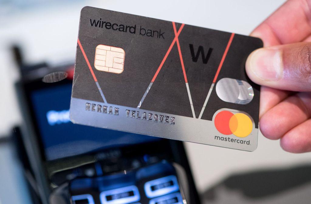 Das Unternehmen Wirecard wehrt sich gegen Vorwürfe (Symbolbild). Foto: picture alliance/dpa/Sven Hoppe