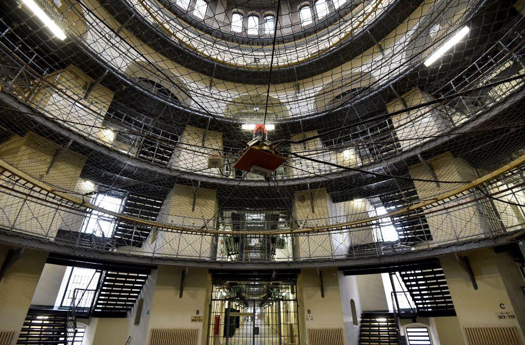 Zurzeit sitzen in Berliner Gefängnissen 34 Islamisten. Foto: dpa-Zentralbild