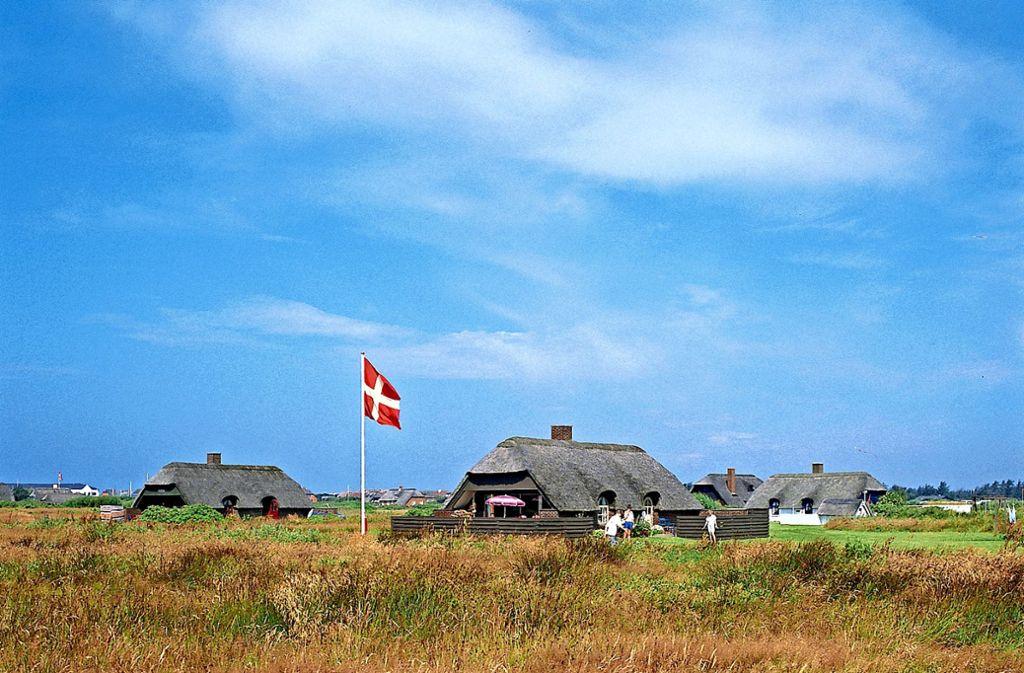 Ferienhäuser in Dänemark sind  begehrt von Einheimischen und Ausländern, der Quadratmeterpreis liegt bei rund 2100 Euro. Foto: dpa