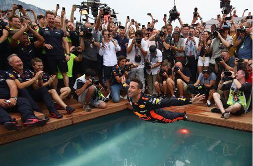 Ricciardo erobert Monaco