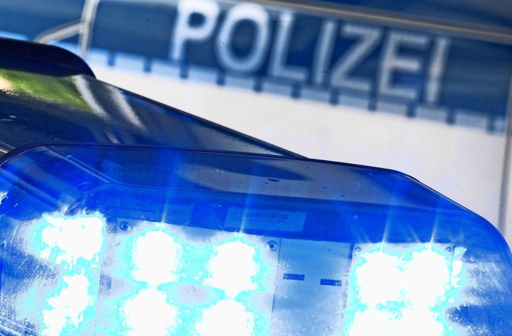Die Polizei sucht nach Zeugen, die den Autokorso gesehen haben. Foto: dpa