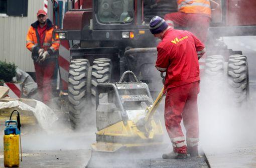 Warum der Straßenbau eine Konjunktur-Lokomotive in der Krise sein soll