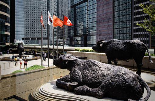 Börse in  Hongkong will LSE übernehmen