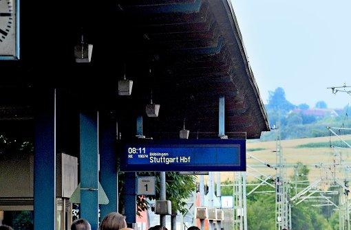 Die Bahn überarbeitet ihre Fahrpläne