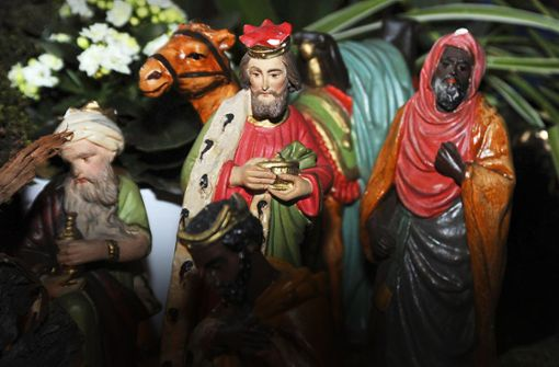 Was es mit dem dritten König auf sich hat Der dritte Mann an der Jesuskrippe