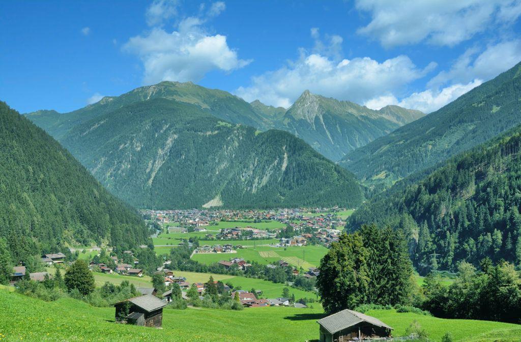 Der tödliche Unfall ereignete sich bei Mayrhofen. (Symbolbild) Foto: Shutterstock