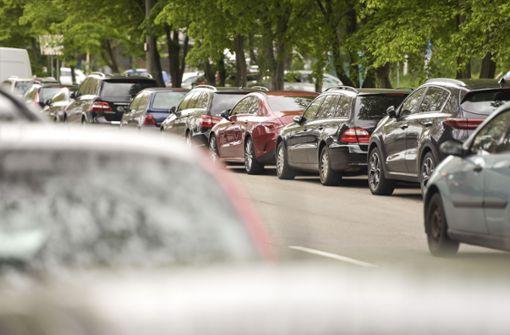 Wird die Parkplatzsuche bald einfacher?