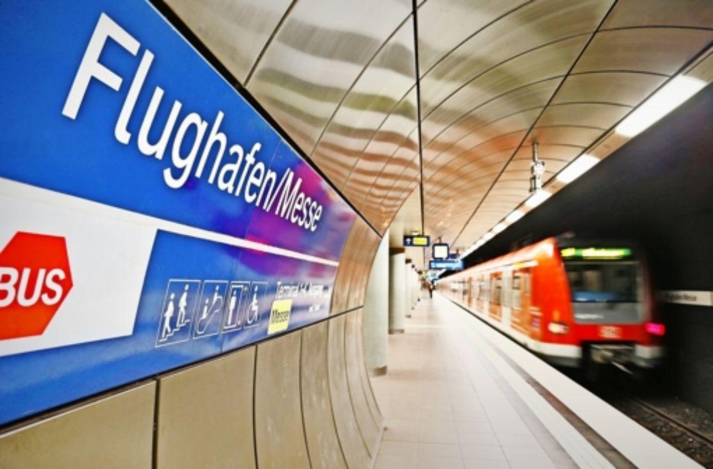 Die Stuttgart-21-Planungen am Flughafen haben nun den nächsten Verfahrensschritt durchlaufen. Foto: dpa