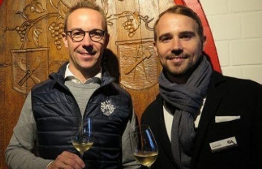 Weinführer überschlagen sich mit Lob für Württemberg