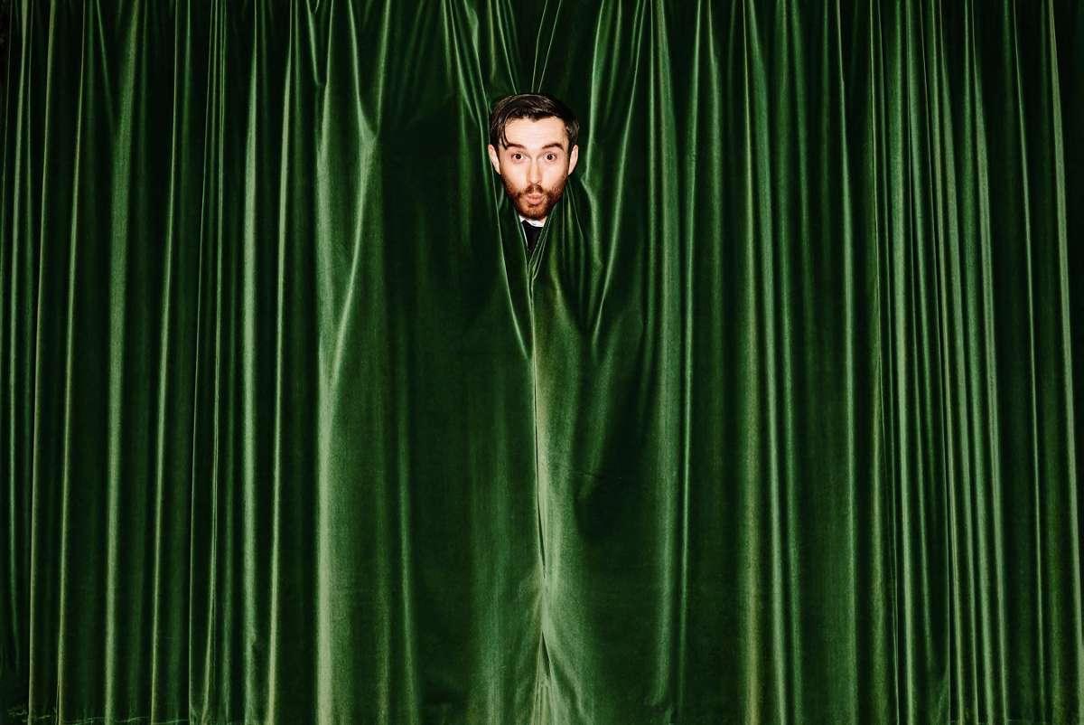 Andrew Bogard ist Bariton an der Staatsoper Stuttgart. Durch die Corona-Krise stand er seit mehr als einem Jahr nicht mehr auf der Bühne.  Foto: Alwin Maigler