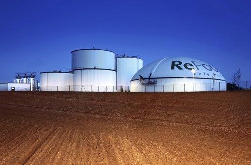 Region macht Weg frei für Biogasanlage