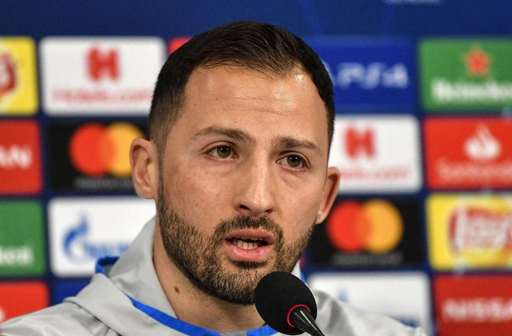 Domenico Tedesco hat dem VfB Stuttgart abgesagt. Foto: AP