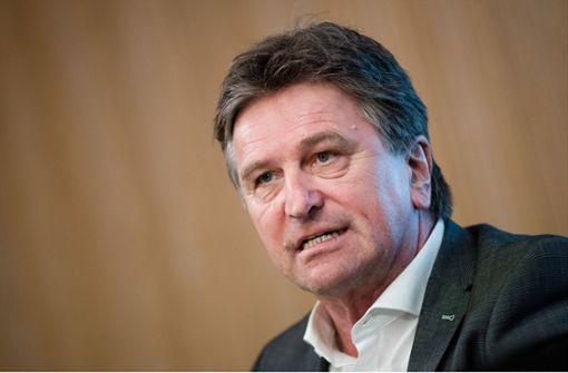 """Manfred Lucha verspricht """"Neustart"""" bei Aufarbeitungen"""