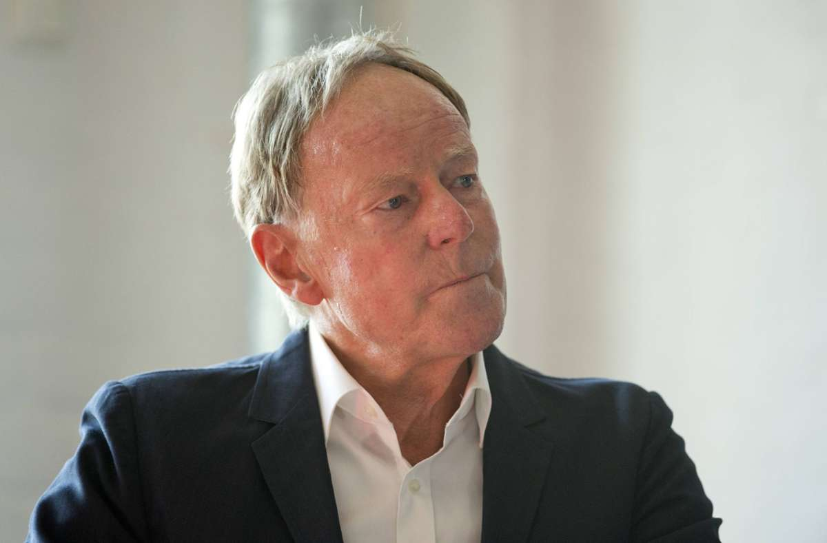 Wolf-Dieter Poschmann wurde 70 Jahre alt. Foto: imago/Sven Simon/Malte Ossowski