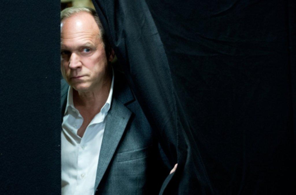 In seinem dritten Fall hat Ulrich Tukur als Felix Murot undercover in einem Zirkus ermittelt. Foto: dpa
