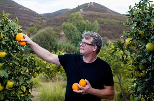 Run auf fair gehandeltes Obst  in Coronazeiten
