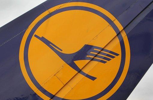 Lufthansa-Maschine gestoppt