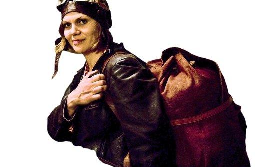 """Anna Loos als lebenslustige Henny Dallgow in """"Nacht über Berlin"""" Foto: ARD"""