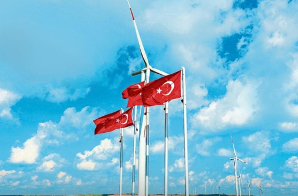 In der Türkei sind die Bedingungen für die Windkraft gut. Foto: EnBW